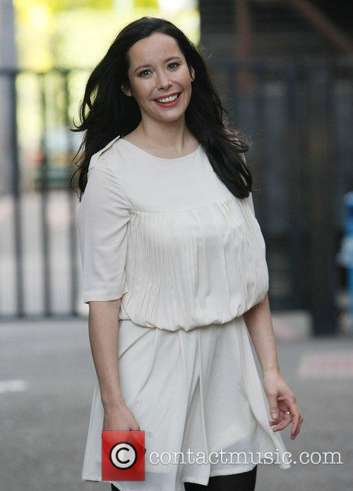 Nerina Pallot - at the ITV studios | 7 Pictures | Contactmusic.com