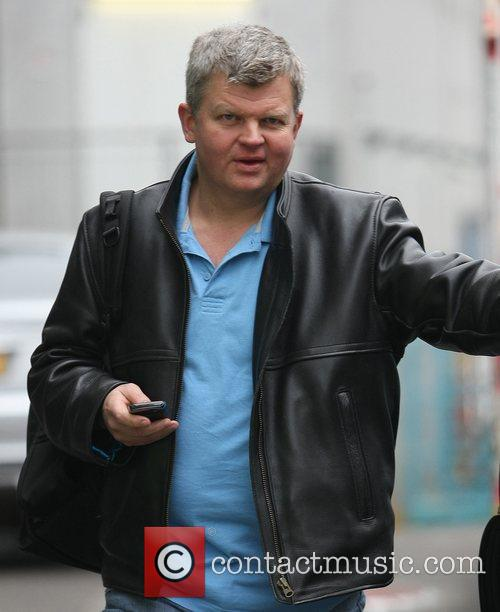Adrian Chiles and ITV Studios 5