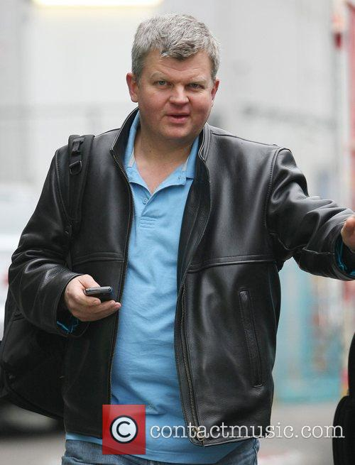 Adrian Chiles and ITV Studios 1