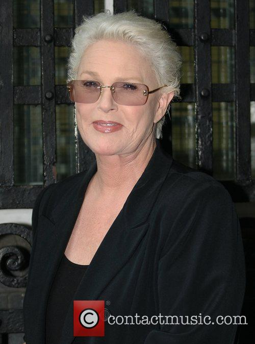 Sharon Gless at the ITV studios London, England