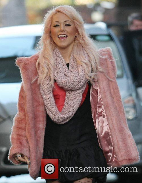 The X Factor, Amelia Lily and Itv Studios 3