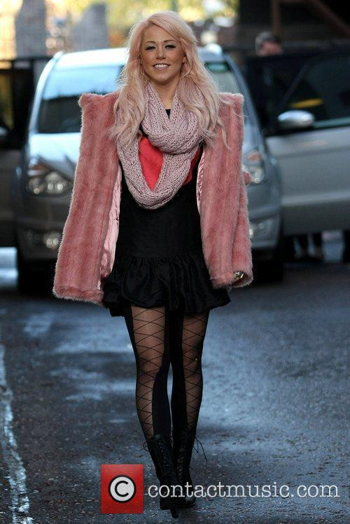 The X Factor, Amelia Lily and Itv Studios 5