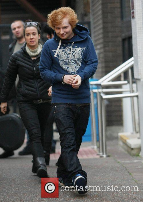 Ed Sheeran and Itv Studios 1
