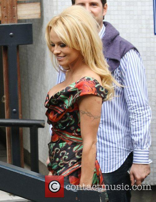 Pamela Anderson and Itv Studios 3