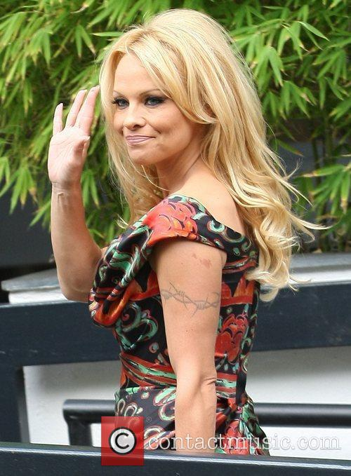 Pamela Anderson and Itv Studios 6