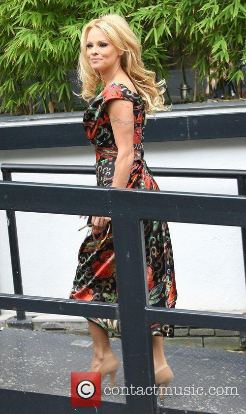 Pamela Anderson and Itv Studios 4