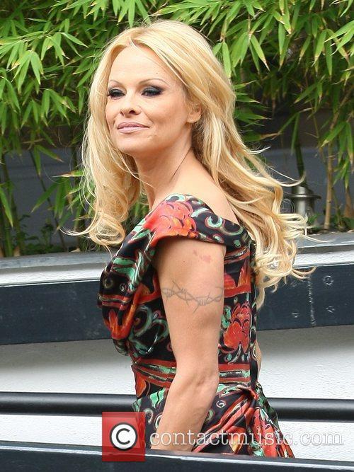 Pamela Anderson and Itv Studios 7