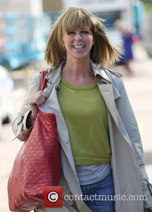 Kate Garraway  at the ITV studios London,...
