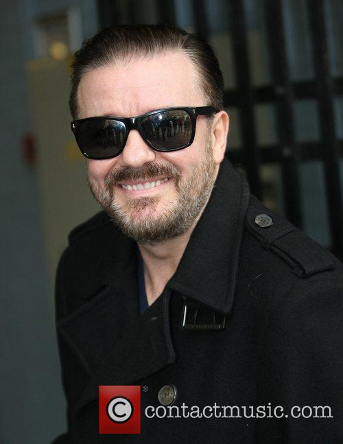 Ricky Gervais and Itv Studios 1
