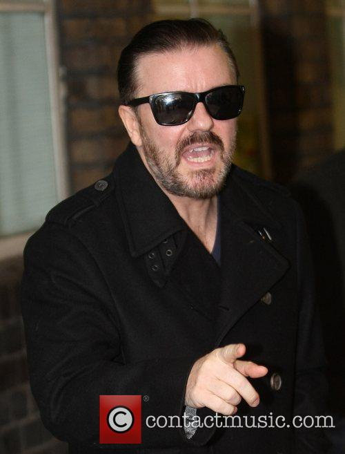 Ricky Gervais and Itv Studios 3