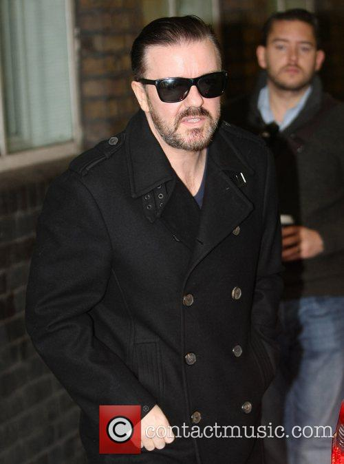 Ricky Gervais and Itv Studios 5