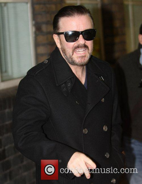 Ricky Gervais and Itv Studios 4