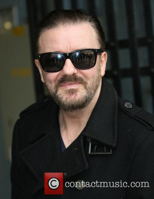 Ricky Gervais and Itv Studios 2