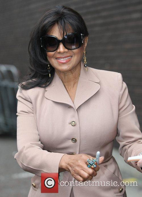 Rebbie Jackson and Itv Studios 4