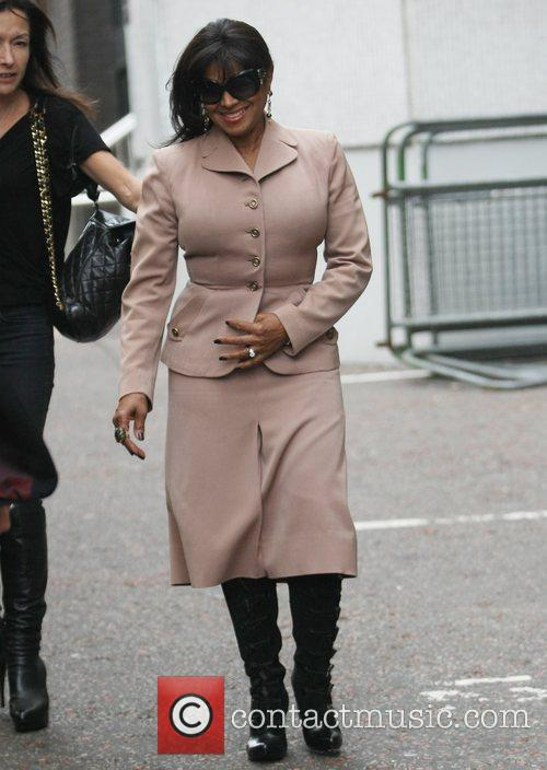 Rebbie Jackson and Itv Studios 2