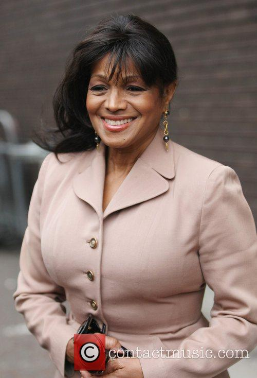 Rebbie Jackson and Itv Studios 3