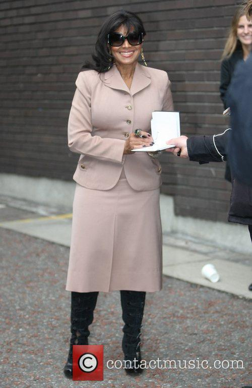 Rebbie Jackson and Itv Studios 5