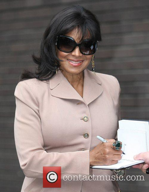 Rebbie Jackson and Itv Studios 6