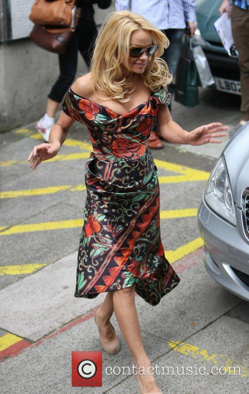Pamela Anderson and Itv Studios 10