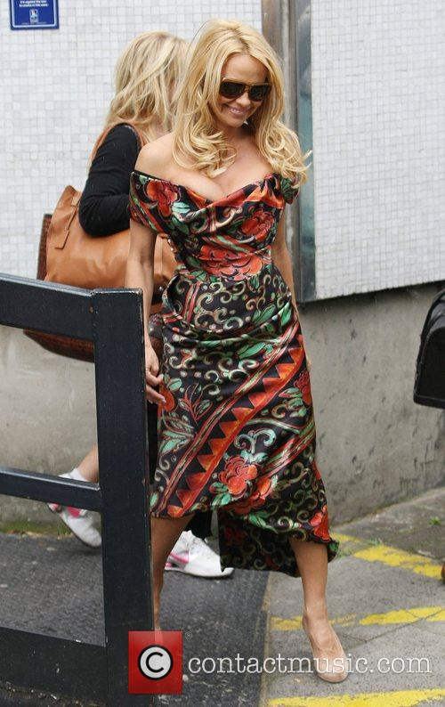 Pamela Anderson and Itv Studios 9