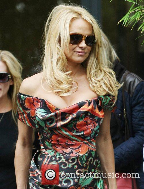 Pamela Anderson and Itv Studios 11