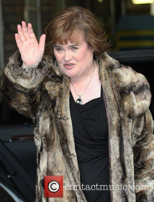 susan boyle at the itv studios london 3615273