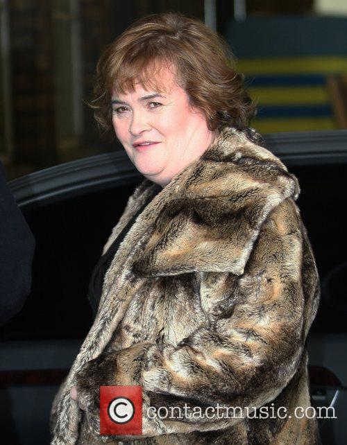 Susan Boyle and Itv Studios 4