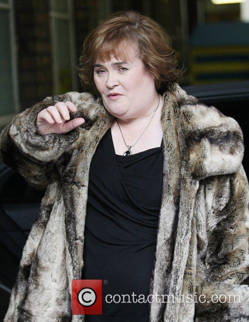 Susan Boyle and Itv Studios 5