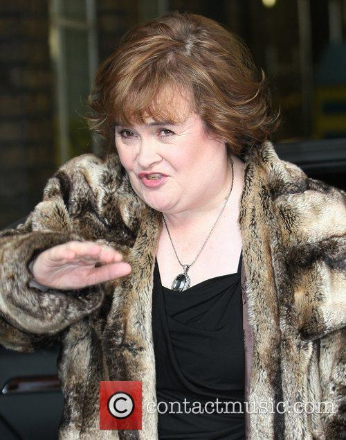Susan Boyle and Itv Studios 1