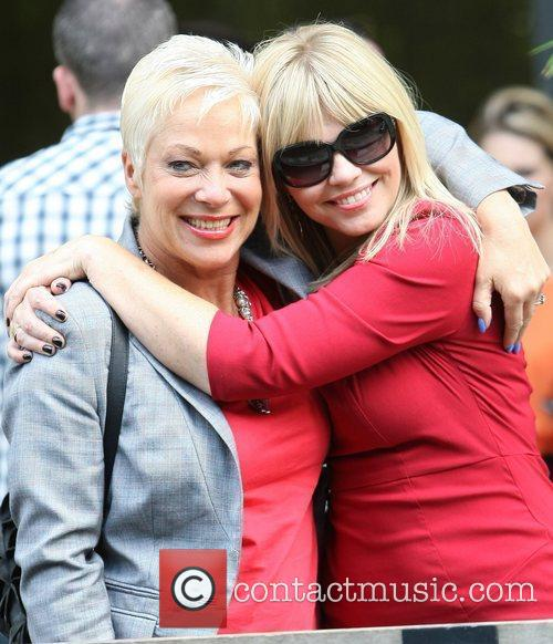 Denise Welch and Kate Thornton 5