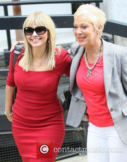 Denise Welch and Kate Thornton 3