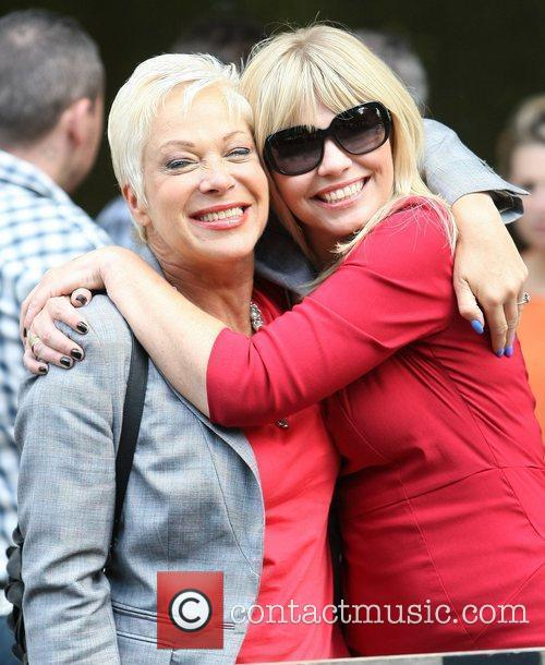Denise Welch and Kate Thornton 7