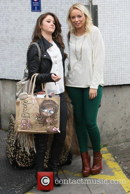 Brooke Vincent, Sacha Parkinson and Itv Studios 3