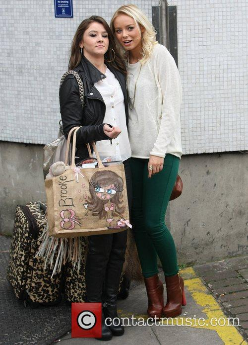 Brooke Vincent, Sacha Parkinson and Itv Studios 2