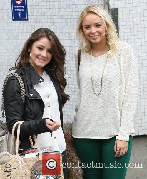 Brooke Vincent, Sacha Parkinson and Itv Studios 6