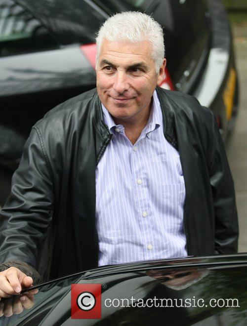 Mitch Winehouse and Itv Studios 1