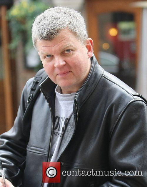 Adrian Chiles and Itv Studios 2