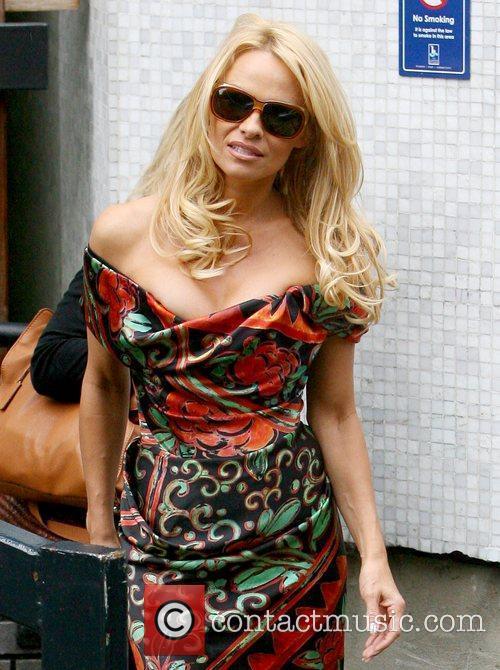 Pamela Anderson and ITV Studios 8