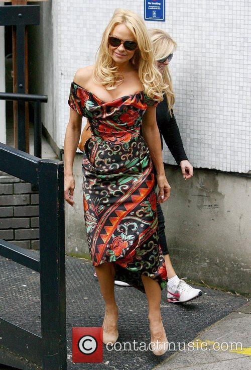 Pamela Anderson and Itv Studios 1