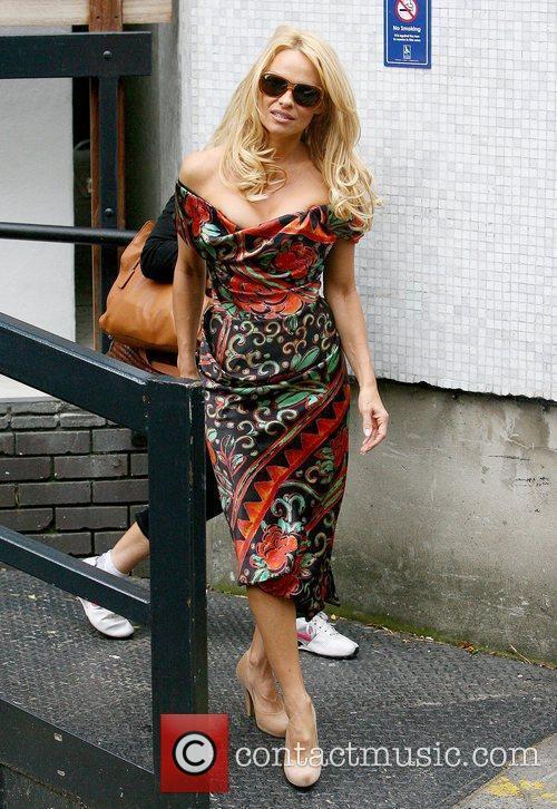 Pamela Anderson and ITV Studios 5