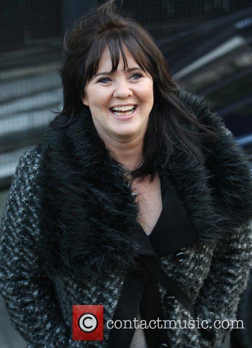 Coleen Nolan and ITV Studios 2