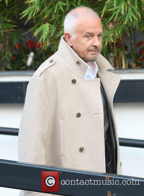 David Essex at the ITV studios London, England