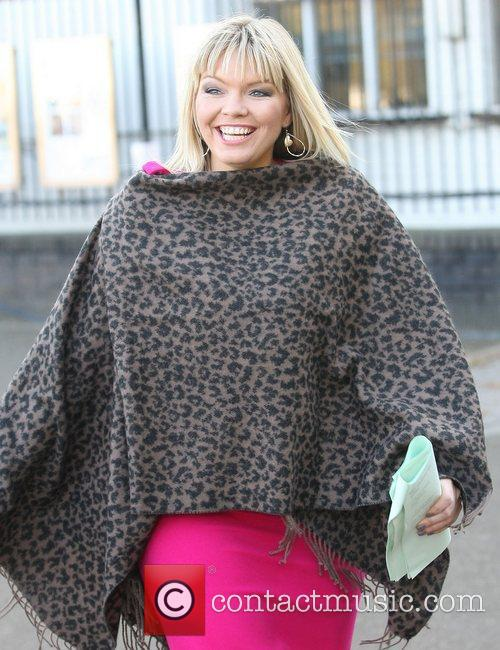 Kate Thornton and Itv Studios 2