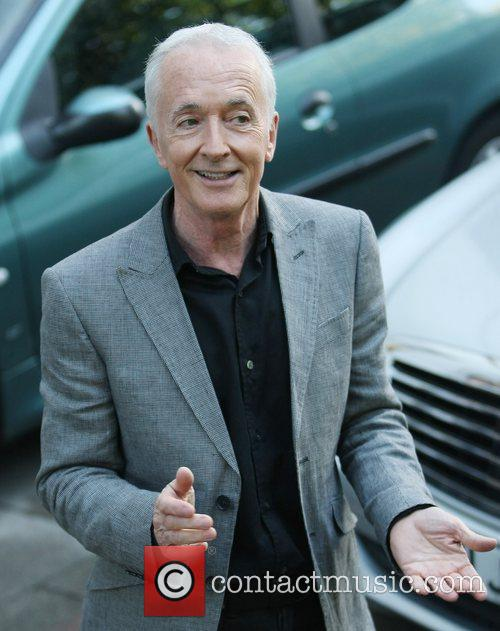 Anthony Daniels Celebrities outside the ITV studios London,...