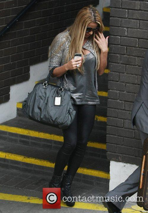 Katie Price and ITV Studios 2