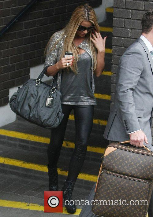 Katie Price and ITV Studios 1
