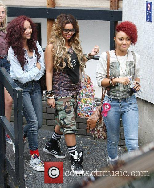 'X Factor' finalists Jade Thirwell, Jesy Nelson and...