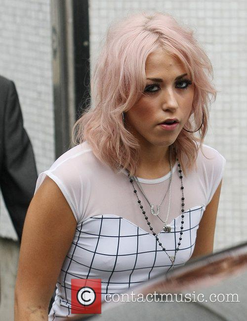 'X Factor' finalist Amelia Lily leave the ITV...