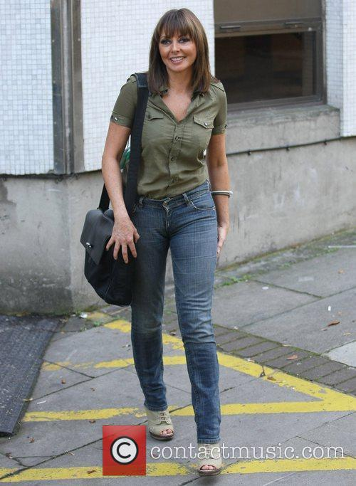 Carol Vorderman and Itv Studios 7