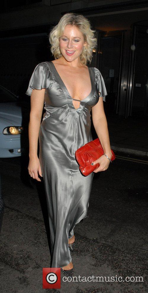 Abi Titmuss ITV At The Movies Oscars Party...